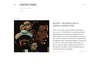 omnicomic.com screenshot