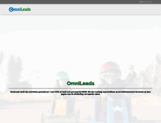 omnileads.nl screenshot