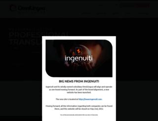 omnilingua.com screenshot