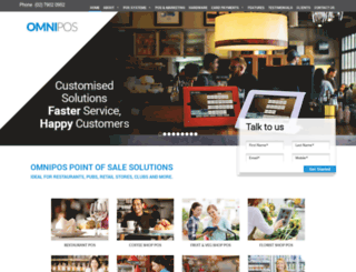 omnipos.com.au screenshot