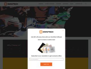 omnitech.co.nz screenshot