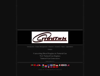 omnitekcorp.com screenshot