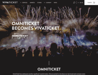 omniticket.com screenshot