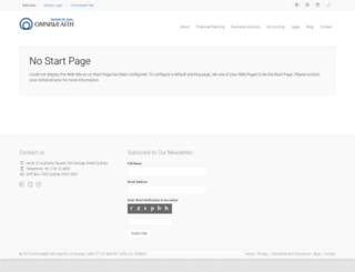 omniwealth.businesscatalyst.com screenshot