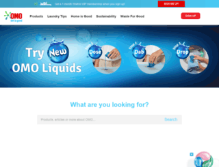 omoarabia.com screenshot