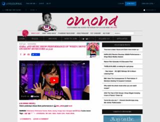 omonatheydidnt.livejournal.com screenshot