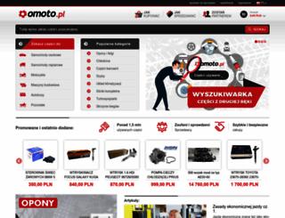 omoto.pl screenshot