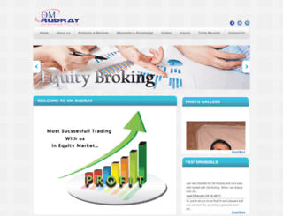 omrudray.com screenshot