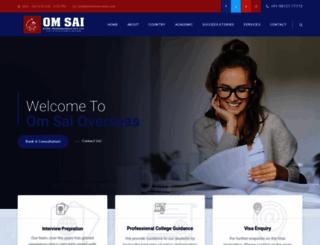 omsaioverseas.com screenshot