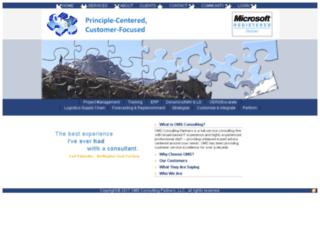 omsconsultingpartners.com screenshot