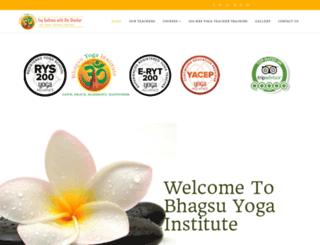 omshankar.com screenshot
