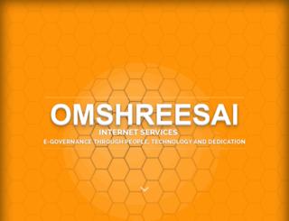 omshreesai.com screenshot
