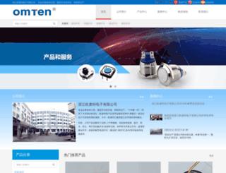 omten.com screenshot