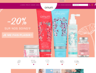 omum.fr screenshot