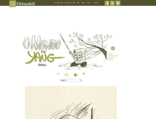 omundodeyang.com.br screenshot