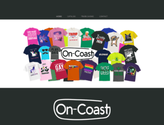 on-coast.com screenshot