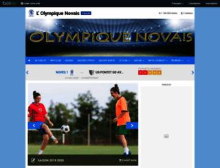 on-footeo.footeo.com screenshot