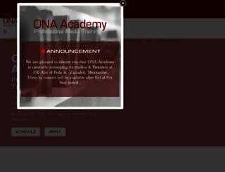 ona-academy.com screenshot