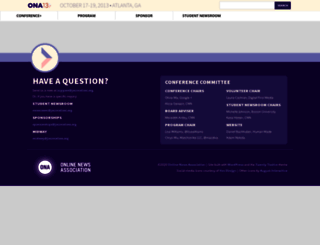 ona13.journalists.org screenshot