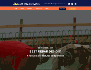 oncerebarservices.com screenshot