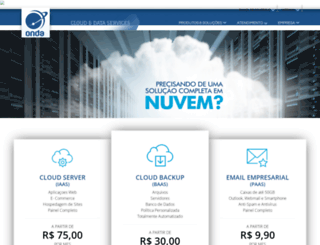 ondaexpress.com.br screenshot