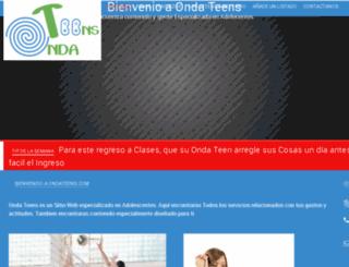 ondateens.com screenshot