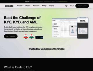 ondato.com screenshot