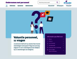 ondernemenmetpersoneel.nl screenshot