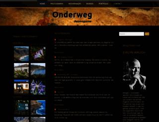 onderweg-reismagazine.nl screenshot