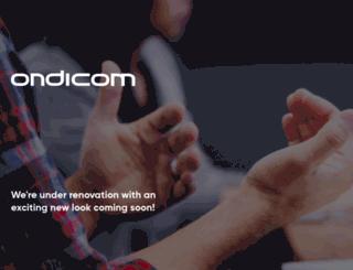 ondicomdigital.com screenshot