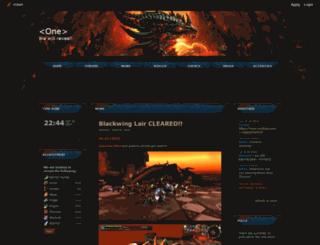one-guild.shivtr.com screenshot