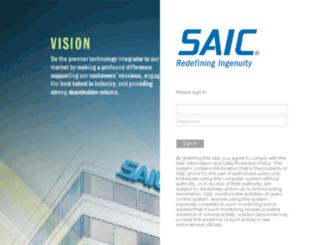 one.saic.com screenshot