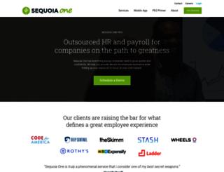 one.sequoia.com screenshot