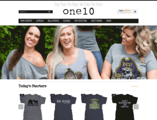 one10threads.com screenshot