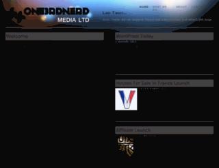 one3rdnerd.org screenshot