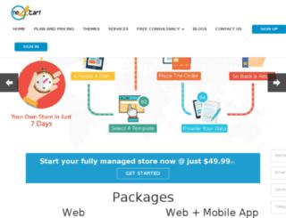 one4cart.com screenshot