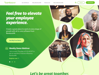 oneacrefund.bamboohr.com screenshot