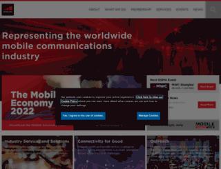 oneapi-gw.gsma.com screenshot