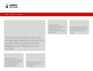 onebigsociety.co.uk screenshot