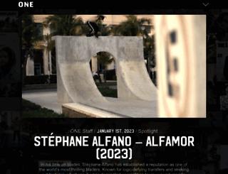 oneblademag.com screenshot