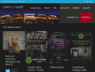 oneblocksouthkc.com screenshot