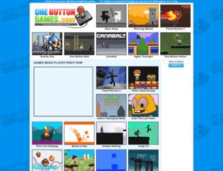 onebuttongames.com screenshot
