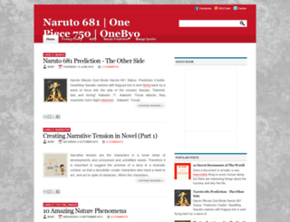 onebyo.blogspot.com screenshot