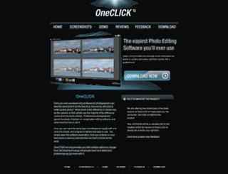 oneclk.com screenshot