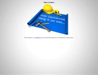 onecreative.sg screenshot