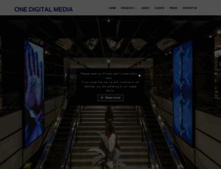 onedigitalmedia.com screenshot