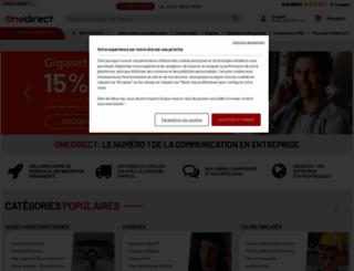 onedirect.fr screenshot