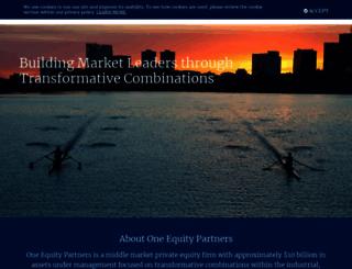 oneequity.com screenshot