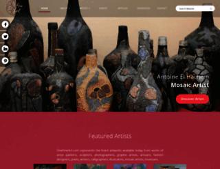 onefineart.com screenshot