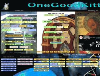 onegoodkitty.com screenshot